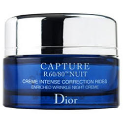 Christian Dior -  Face Care Capture R60/80 Nuit. Enriched Wrinkle Night Cream -  50 ml